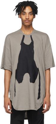 Julius Grey Graphic T-Shirt