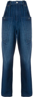 Isabel Marant High-Rise Jeans