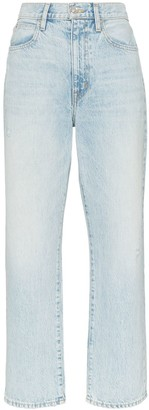 SLVRLAKE London straight-leg jeans