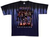 Liquid Blue Men's Kiss Destroyer Short Sleeve T-Shirt