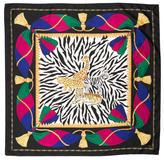 Diane von Furstenberg Printed Design Scarf