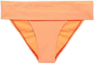 Melissa Odabash Provence Stretch-pique Mid-rise Bikini Briefs