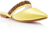 ZYNE Couture Bejeweled Babouche Slipper