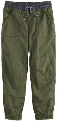 Sonoma Goods For Life Boys 4-12 SONOMA Goods for Life Pork Chop Pocket Joggers