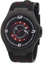 Puma Men's MOTOR PU101681001 Polyurethane Quartz Watch with Dial