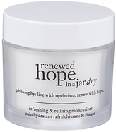 philosophy Renewed Hope in a Jar Dry Skin Moisturiser, 60ml