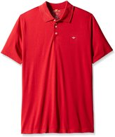 Dockers Big-Tall Solid Performance Polo