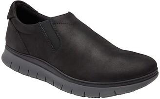Vionic Khai (Black Nubuck) Men's Shoes