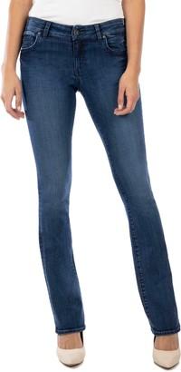 KUT from the Kloth Natalie High Waist Bootcut Jeans