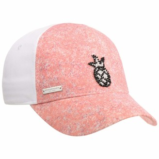 Seeberger Pinja Womens Cap Baseball (One Size - Coral)