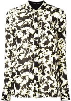 Proenza Schouler abstract print shirt