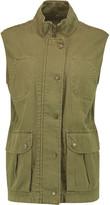 Current/Elliott The Leisure cotton-twill vest