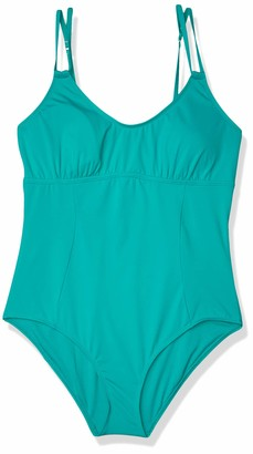 Catalina Women's Double Strap One Piece