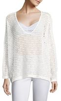 Free People Napa Oversized Sweater Top