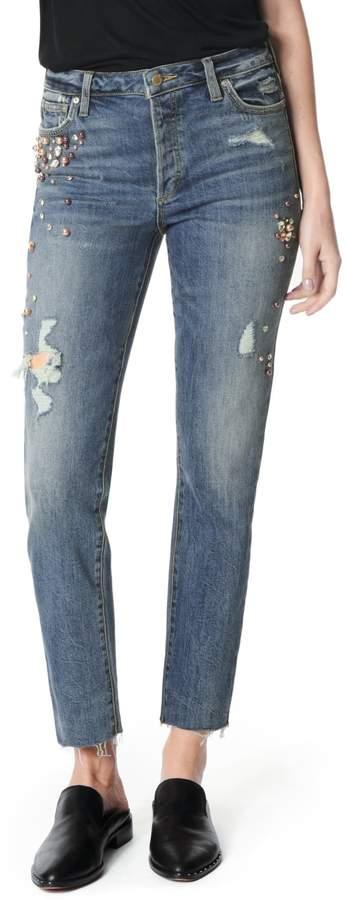 Joes Jeans High-Waist Romaine Skinny Ankle Cut