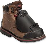 Avenger Safety Footwear Men's 7338 Composite Toe EH Ins WP Met Guard