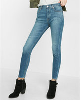 Express high waisted vintage skinny jean