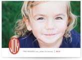Minted Joy Emblem Christmas Photo Cards