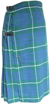 Burberry Wool mid-length skirt