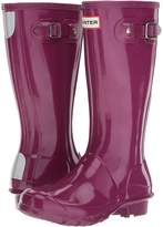 Hunter Original Kids' Gloss Rain Boot Kids Shoes