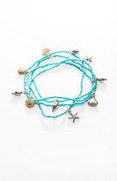 J. Jill Sand & Sea Wrap Bracelet