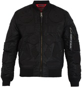 Marcelo Burlon County of Milan Rayen Alpha bomber jacket