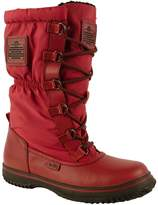 Coach Sage Women's Nylon Cold Weather Hiking Snow Boots Red Size 6