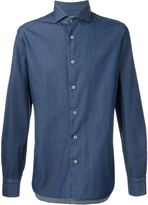 Barba denim shirt