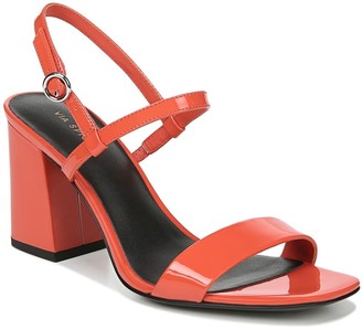 Via Spiga Eden Leather Quarter Strap Sandal