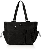 Baggallini BG by On The Go Baby Blk Tote Bag
