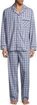 STAFFORD Stafford Broadcloth Pajama Set