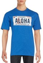 Tommy Bahama Textured Graphic Tee