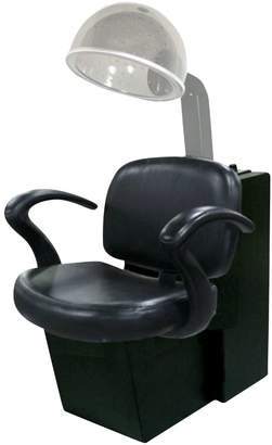 Jeff & Co. Jeffco Cella Dryer Chair with Belvedere Cut Out