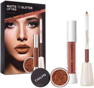 Cailyn Cosmetics Perfect Nude Matte To Glitter