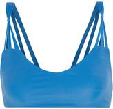 Mikoh Madrid Cutout Bikini Top - Azure
