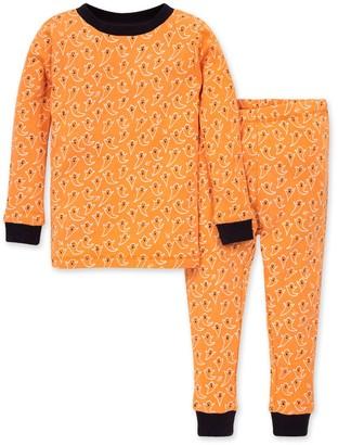 Burt's Bees Boo! Snug Fit Organic Baby Halloween Pajamas
