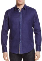 Robert Graham Amin Slim Fit Button-Down Shirt