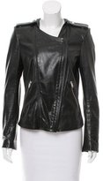 Theyskens' Theory Leather Moto Jacket
