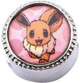 Pokemon Officially Licensed Eevee Bead Slider Charm