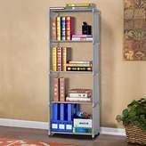 Buckdirect Worldwide Ltd. Simple Bookshelf Bookcase Shelf Storage Rack DIY 5 Layers Bookcase
