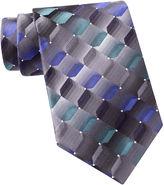 Van Heusen Shaded Geo Silk Tie