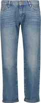 MiH Jeans Low-rise boyfriend jeans