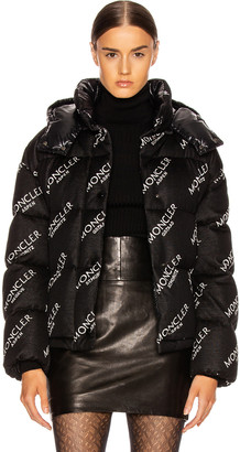 Moncler Caille Jacket in Black | FWRD
