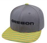Top of the World Oregon Ducks 2 Fly Snapback Cap