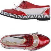 Pollini Lace-up shoes