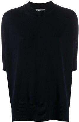 Jil Sander Fine Knit Cashmere Top