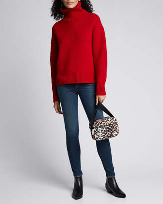 Rag & Bone Lunet Turtleneck Lambswool Sweater