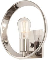 Quoizel Uptown Theater Row Wall Sconce in Silver