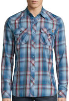 i jeans by Buffalo Maddux Long-Sleeve Woven Shirt