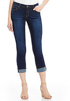 Miraclebody Jeans Promise Roll-Up Crop Jeans